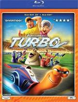 Turbo (Blu-Ray 3D + Blu-Ray) - Fox - sony dadc
