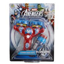 Turbo Bolhas Marvel - Avengers - DTC -
