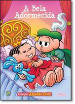 Turma da Mônica: A Bela Adormecida - Vol.1 - Coleção Algodão Doce - Girassol