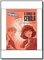 Turma da Mônica e Nico: O Sumiço do Cebola - Dsop - paradidatico -