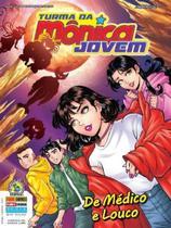 Turma da Mônica Jovem - Vol.49 - (Série 2) - de Médico e Louco - Panini Comics
