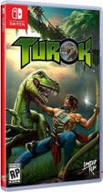 Turok Limited Run - Nintendo Switch Midia Fisica -