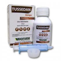 Tussedan 100ml - Biofarm -