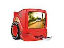 TV 14 polegadas com DVD Player - CCE Disney Carros