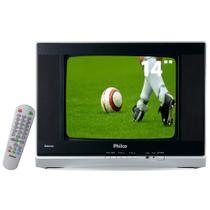 TV 14 Polegadas Philco com Controle Remoto - PH14 -