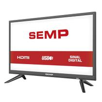Tv 24p semp led hd / usb / hdmi 2451300 - Jbsystem