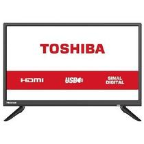 Tv 24p semp led hd usb hdmi - tv 24l1850 - Semp toshiba