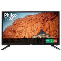 Tv 28p philco led smart android hd hdmi usb - 099283014
