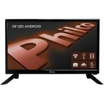 TV 28P Philco LED SMART Android HD HDMI USB - 099283016