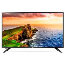 """TV 32"""" LED HD LG, 32LV300C, Preta, USB, HDMI -"""