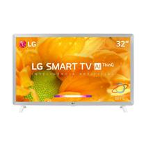 TV 32'' LG 32LM620BPSA - Smart TV - HD - HDR Ativo - Inteligência Artificial ThinQ AI - WebOS 4.5 - -