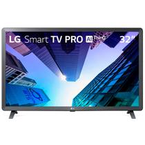 TV 32'' LG 32LM621 Pro - Smart TV - HD - HDR Ativo - Inteligência Artificial ThinQ AI - WebOS 4.5 - -