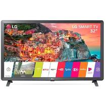 Tv 32p lg led smart wifi hd usb hdmi - 32lk615bpsb