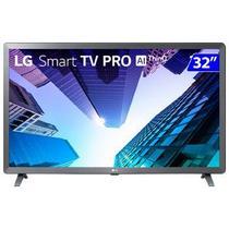 Tv 32p lg led smart wifi hd usb hdmi  mh  - 32lm621cbsb.awz -