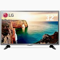 Tv 32p lg smart wifi hd usb hdmi (mh) - 32lk611c.awz
