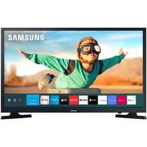 TV 32P Samsung LED SMART Tizen Wifi HD  - UN32T4300AGXZD - Eu Quero Eletro