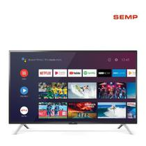 Tv 32p semp led smart wifi hd usb hdmi comando de voz  mh  - - Semp toshiba