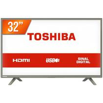 Tv 32p toshiba led hd usb hdmi - tv 32l1800
