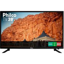 Tv 39p philco led hd usb hdmi - ptv39n87d