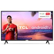 """Tv 40"""" Led Tcl 40s6500fs Smart/ Android Tv /full Hd/ 1 Usb/2 Hdmi/ Pvr Ready -"""