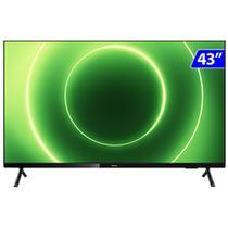 TV 43 Polegadas Philips Led Smart Wifi Full Hd Usb 43pfg6825 - Aoc Linha Marrom