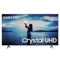TV 43 Polegadas Samsung Led Smart 4k Crystal Wi-fi Un43tu7020gxzd - Samsung Audio E Video