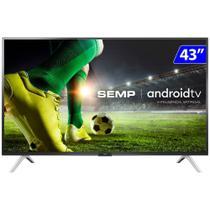 TV 43 Polegadas Semp Led Smart Full Hd Comando Voz (mh) 43s5300 - Semp Toshiba