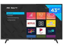 Tv 43p led smart full hd 43s5195/78g aoc - Envision