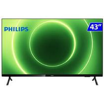 Tv 43P Philips Led Smart Wifi Full Hd Usb - 43Pfg6825 - Aoc Linha Marrom