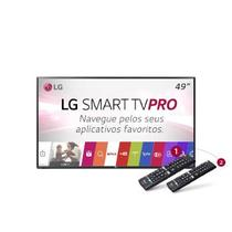 TV 49P LG LED SMART Wifi FULL HD USB - 49LJ551C.BWZ