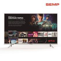 TV 49P SEMP LED 4K SMART Wifi FULL HD USB - 49K1US