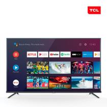 Tv 50 Polegadas 50p8m Led Ultra Hd 4k Hdr Android Smart TCL