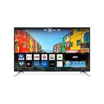 TV 50 Polegadas AOC LED SMART 4K Wifi USB HDMI  - LE50U7970S -