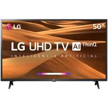 Tv 50p lg led smart 4k usb hdmi comando de voz - 50um7360psa.awz