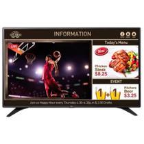 """TV 55"""" LG LED Full HD 55LV640S, Preta, USB, HDMI -"""