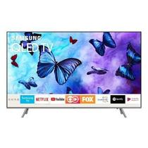 Tv 55p samsung qled smart 4k usb hdmi - qn55q6fnagxzd - Samsung audio e video