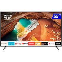 Tv 55p samsung qled smart wifi 4k usb hdmi - qn55q60ragxzd - Samsung Audio E Video