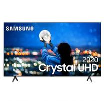 TV 58 Polegadas SAMSUNG LED SMART 4K CRYSTAL WIFI UN58TU7020GXZD - Samsung Audio E Video