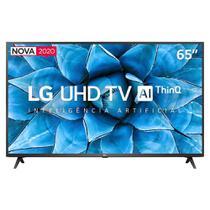 TV 65 Polegadas LG LED SMART WIFI 4K HDMI USB 65UN7100PSAAWZ -