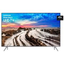 Tv 65 polegadas samsung led 4k smart wifi usb hdmi - un65mu7 - Samsung audio e video