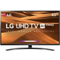 Tv 65p lg led smart wifi 4k usb hdmi comando voz - 65um7470p -