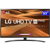 Tv 65p lg led smart wifi 4k usb hdmi comando voz - 65um7470p -