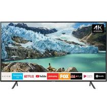 Tv 65p samsung led smart 4k wifi usb hdmi - un65ru7100gxzd - Samsung Audio E Video