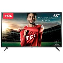 Tv 65p tcl led smart 4k wifi usb hdmi (mh) - 65p65us