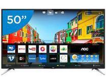 "Tv aoc 50"" led smart - ultra hd 4k hdmi le50u7970s -"
