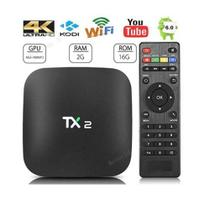 Tv Box Tx2 4k 2gb Ram16gb Rom Yotube Netflix Google PLay - Youbit tanix