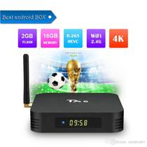 Tv Box Tx6 4k 2gb Ram 16gb Rom Android 9.0 Usb 3.0 Quad Core - Yquit