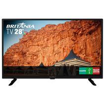 "TV Britânia 28""  LED BTV28G50D Digital -"