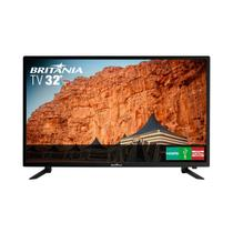 "TV Britânia 32"" LED  BTV32C30D Digital -"