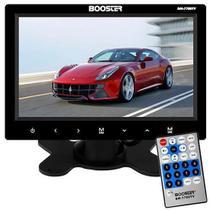 Tv Digital 7 Polegadas 12 Volts A/v Portatil 12V/110/220 Volts Taxi Caminhao Carro Uber - Booster